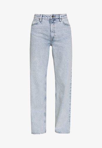 Jeans baggy - blue dusty light