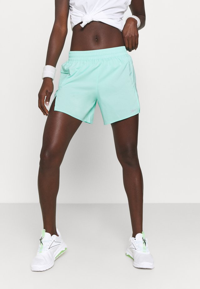 RUNSHORT - Pantaloncini sportivi - pixel mint