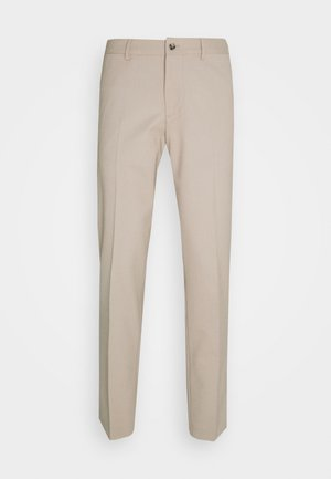 GRANT STRETCH PANTS - Trousers - sand grey