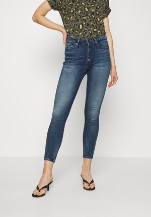 SYLVIA SUPER - Jeans Skinny Fit - dark blue