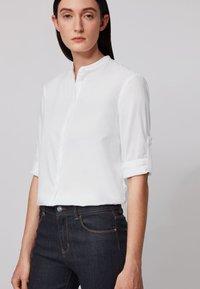 BOSS - EFELIZE - Button-down blouse - white - 3