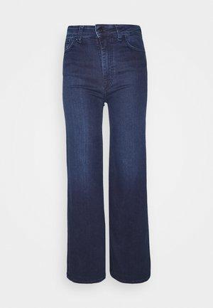 Palazzo - Jeans a zampa - navy blue