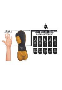 WeeDo - Gloves - lion brown - 2