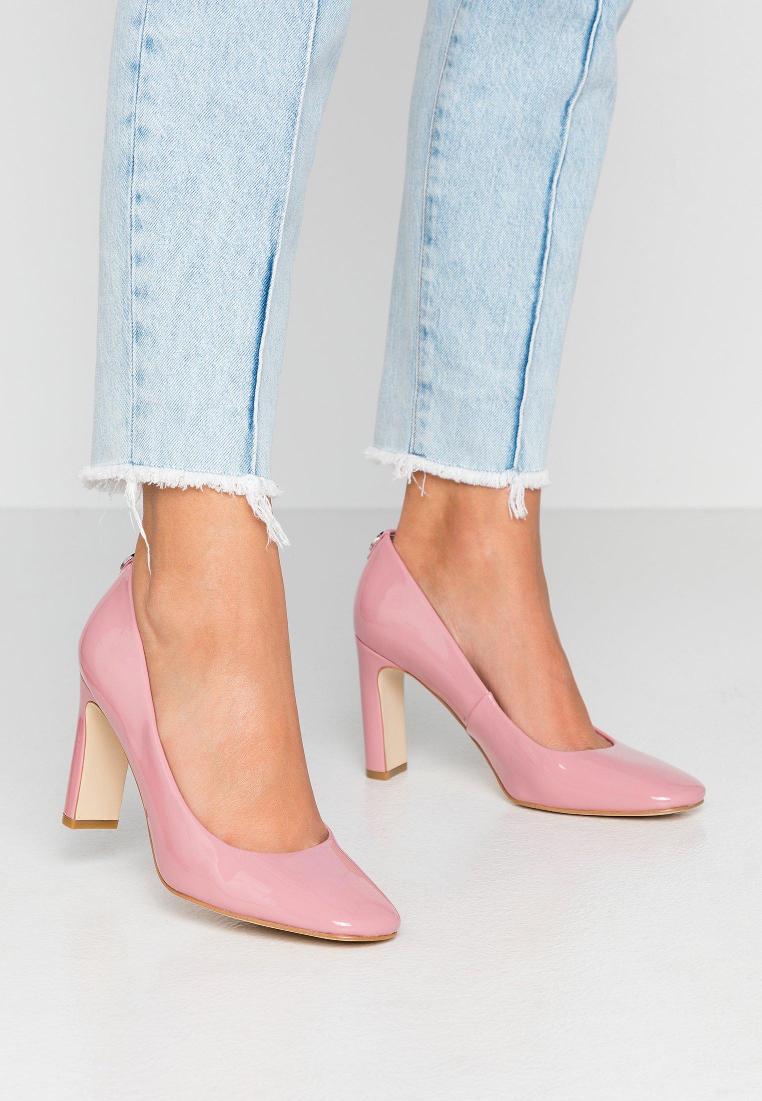 A hoy Guess BLENDA - Zapatos altos - pink   Calzado de mujer2020 qcgJW