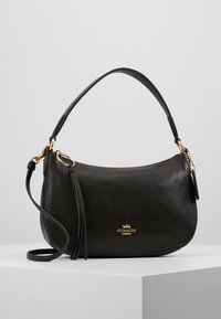 Coach - PEBBLE SUTTON CROSSBODY - Torebka - black - 0