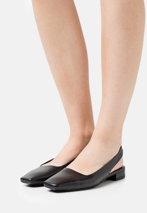 LAYLA - Slippers - black
