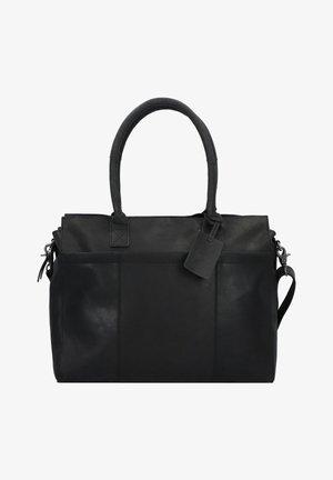 VINTAGE  - Briefcase - black