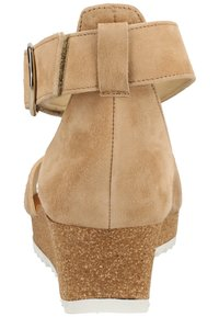 Paul Green - Platform sandals - beige 006 - 5