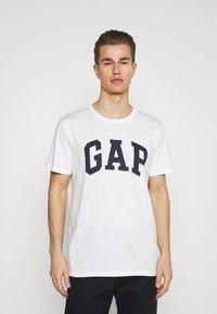GAP - BASIC ARCH 2 PACK - Print T-shirt - blue/white - 1