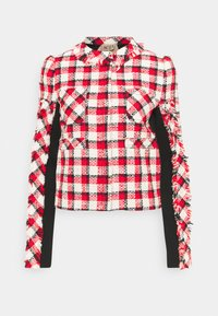 N°21 - JACKET - Summer jacket - rosso - 0
