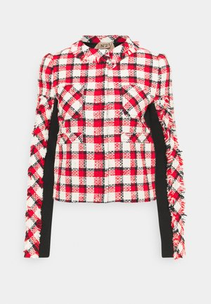 JACKET - Summer jacket - rosso