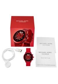 Michael Kors - MKG0 - Smartwatch - red - 6