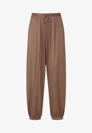 HAREM  - Kalhoty - brown
