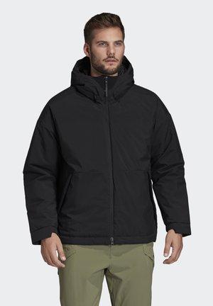 TRAVEER INSULATED WINTER JACKET - Winter jacket - black