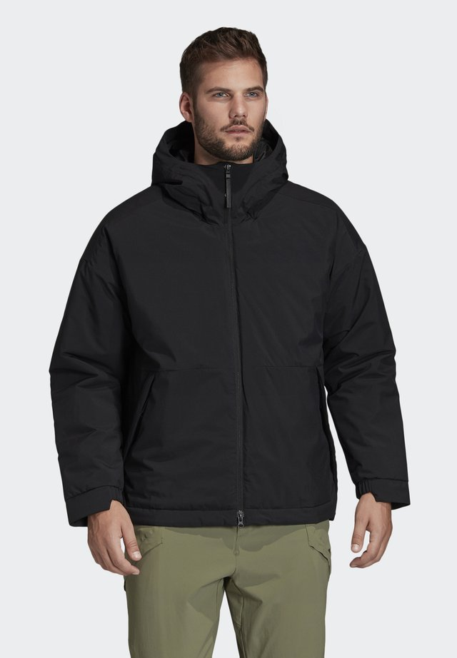 TRAVEER INSULATED WINTER JACKET - Giacca invernale - black