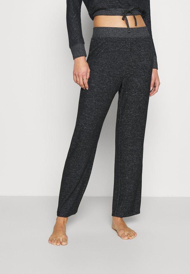 CLOUD - Pyjamasbukse - grey