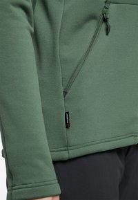 Haglöfs - BUNGY HOOD - Fleece jacket - fjell green - 3