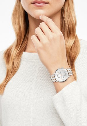 Watch - bicolor