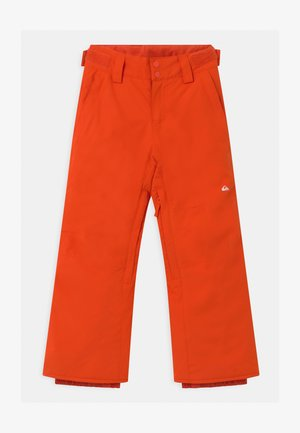 ESTATE UNISEX - Snow pants - pureed pumpkin