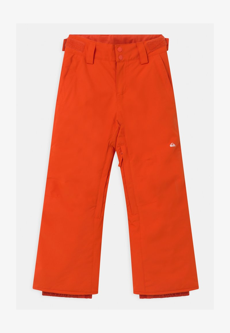 Quiksilver - ESTATE UNISEX - Spodnie narciarskie - pureed pumpkin
