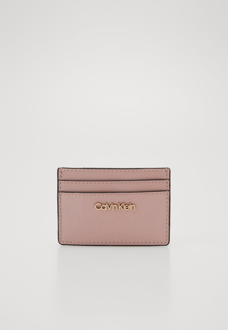 Calvin Klein - MUST CARDHOLDER - Business card holder - pink