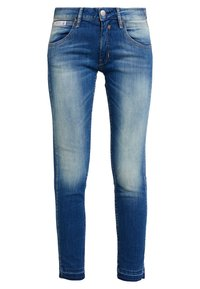 Herrlicher - TOUCH CROPPED POWERSTRETCH - Jeans Skinny Fit - bliss - 0