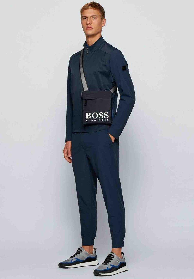 BOSS - Across body bag - dark blue