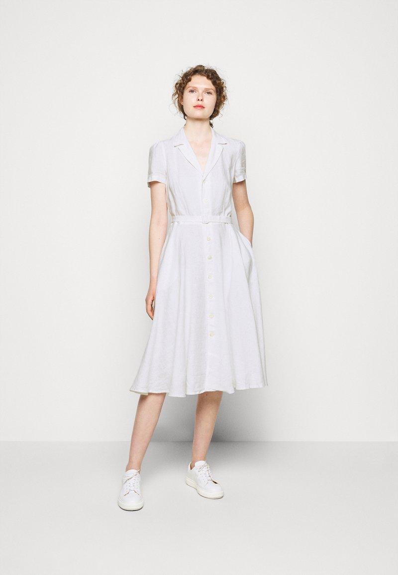 Polo Ralph Lauren - Shirt dress - white