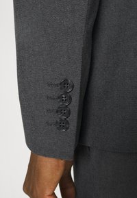 Selected Homme - SLHMATTHEW  - Completo - dark grey/structure - 7