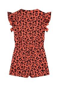 The Striped Cat - Combinaison - savanna red - 1