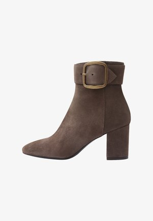 JIL - Classic ankle boots - taupe