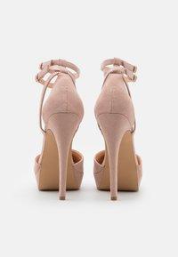 Even&Odd - High heels - light pink - 3