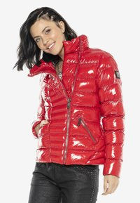 Cipo & Baxx - Winter jacket - red - 7