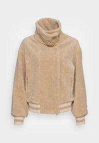 Armani Exchange - Winter jacket - gold - 3