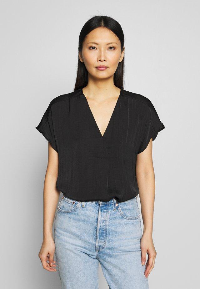 RINDA - T-shirt basic - black