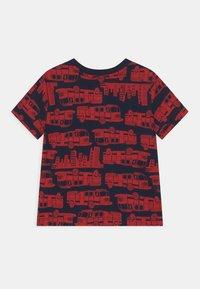 GAP - TODDLER BOY - Camiseta estampada - dark blue - 1