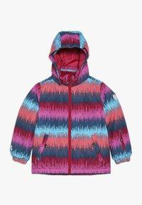 Color Kids - DIKSON PADDED JACKET - Lyžařská bunda - super pink - 0