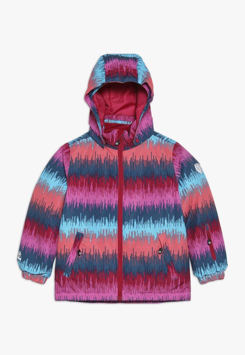 Color Kids - DIKSON PADDED JACKET - Lyžařská bunda - super pink