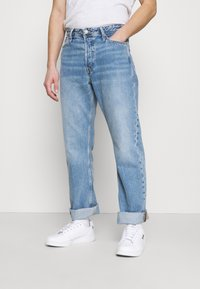 Jack & Jones - JJICLIFF JJORIGINAL - Bootcut-farkut - blue denim - 0