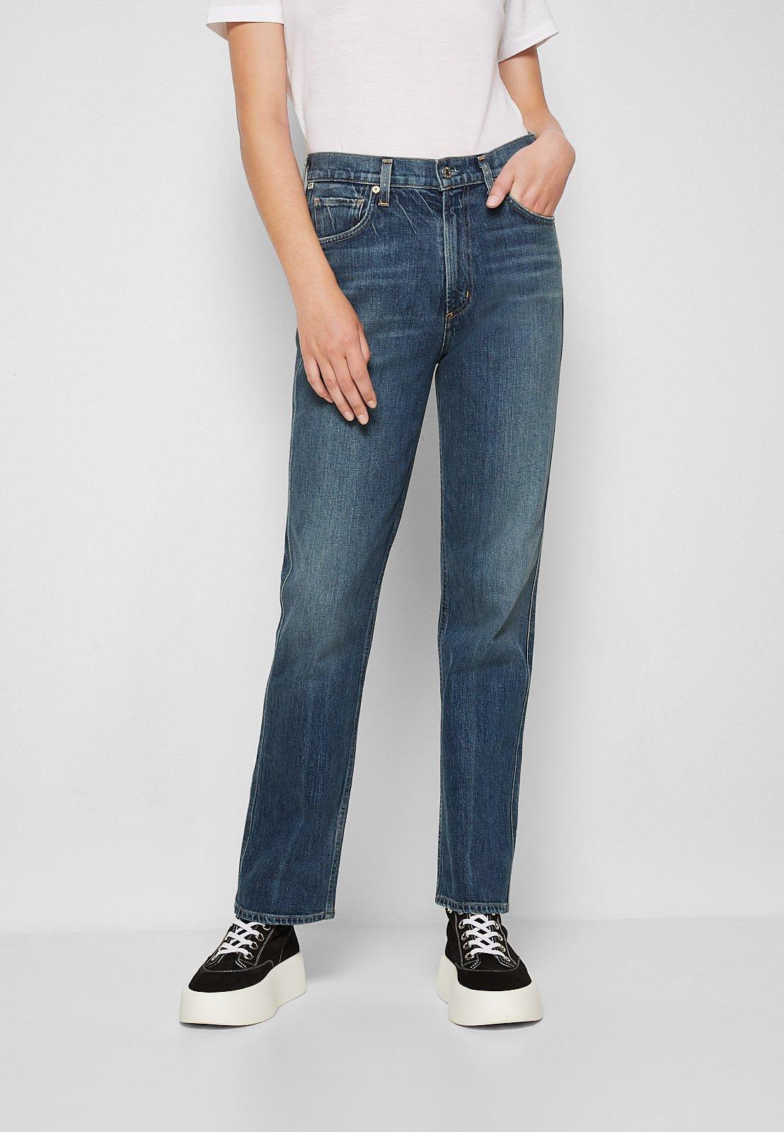 Women DAPHNE - Straight leg jeans