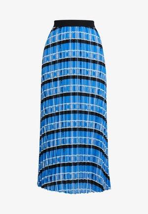 LEIGTHON SKIRT - Maxi skirt - blue/multi