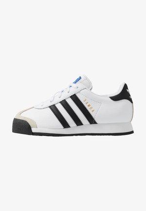 SAMOA  - Sneakersy niskie - footwear white/core black