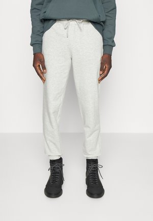 HANGER TROUSERS - Tracksuit bottoms - grey