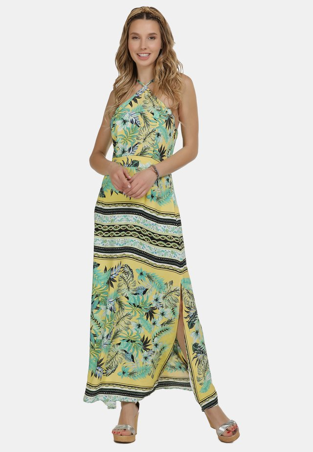 IZIA KLEID - Maxi dress - tropical