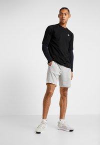 MOROTAI - PREMIUM BASIC - T-shirt basic - black - 1