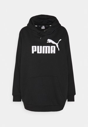 LOGO HOODIE PLUS - Sweatshirt - black