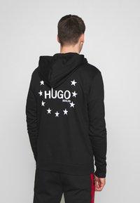 HUGO - DIPPE - Huppari - black - 2