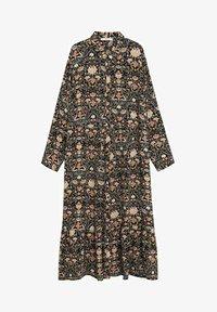 Violeta by Mango - NATALIA - Shirt dress - schwarz - 4