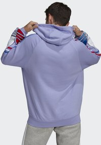 adidas Originals - ADICOLOR - Hoodie - purple - 1