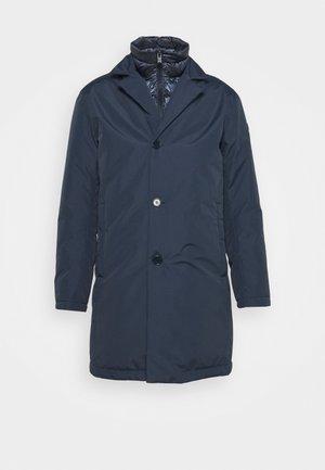 MENS INSULATED JACKETS - Short coat - dark blue